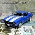 Nova marca UNI 1/36 de eua 1969 Chevrolet Camaro SS Vintage Diecast Metal modelo de carro de brinquedo para coleção / presente /