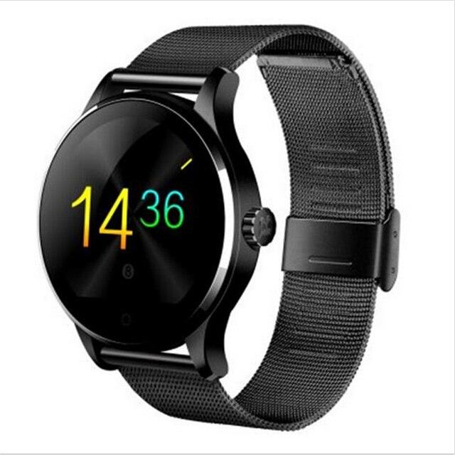 k88h smart watch pulse monitor fitness tracker wristwatch bl4 0 for