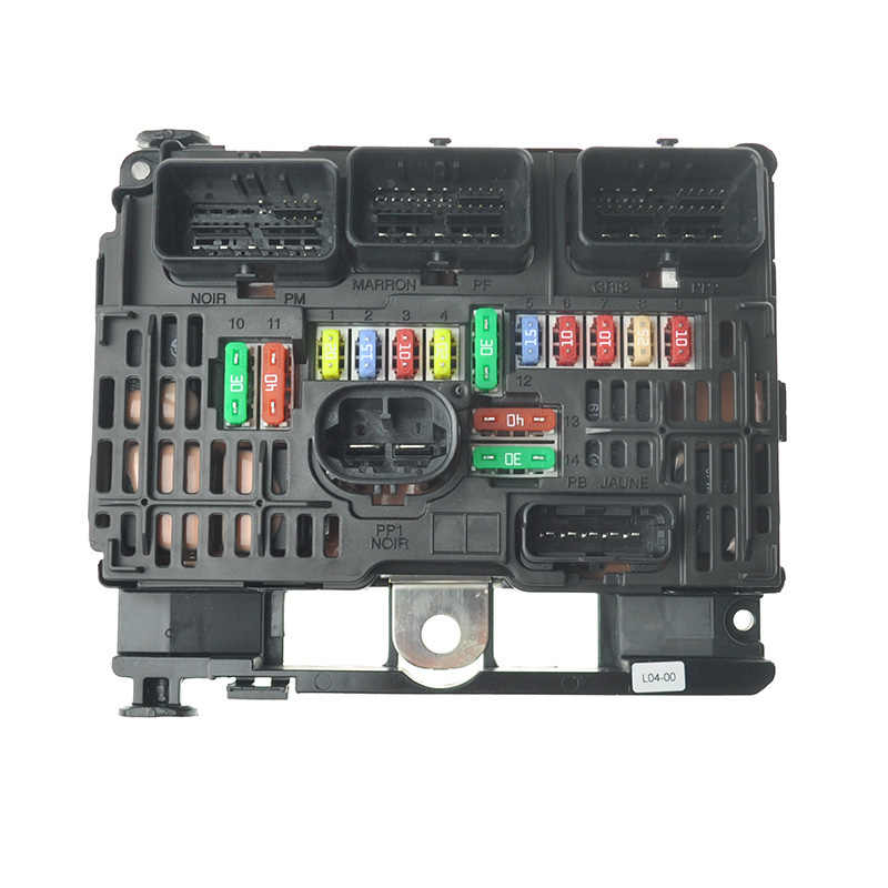 detail feedback questions about brand new genuine fuse box unit Peugeot 607 Review brand new genuine fuse box unit assembly 6500ck 9657718580 for peugeot 307 607 807 facelift citroen