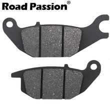 Road Passion Motorcycle Rear Brake Pads For AJS Regal Raptor CR3-125 CR 3125 2006