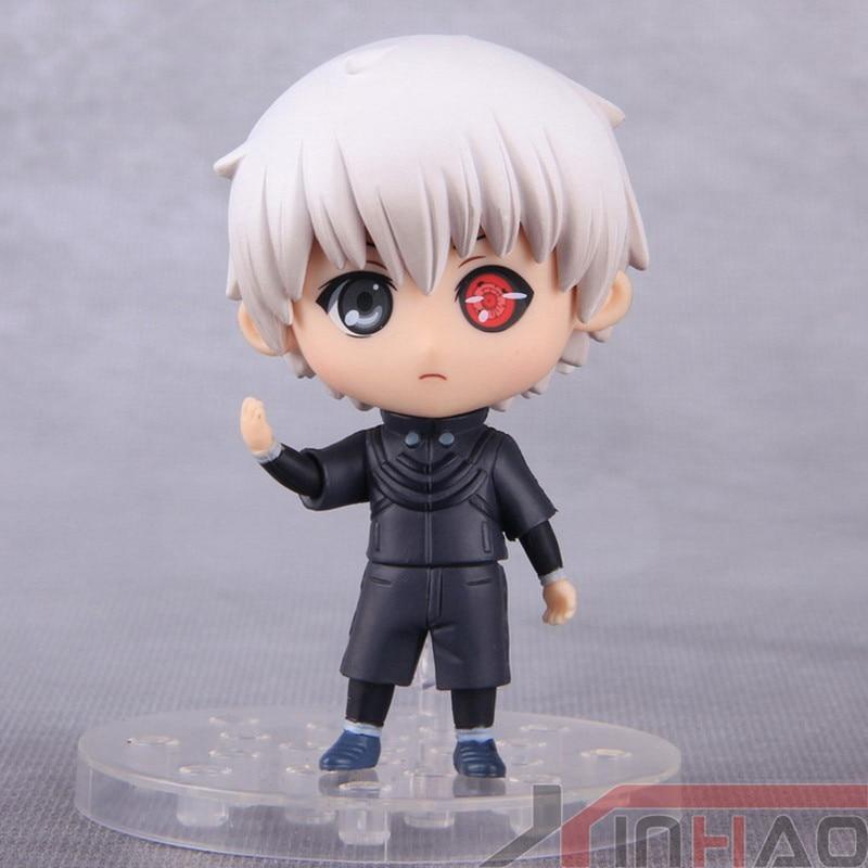 10cm Cute Tokyo Ghoul Action Figure SSS Ghoul Centipede Kaneki Ken Toy Figure Model