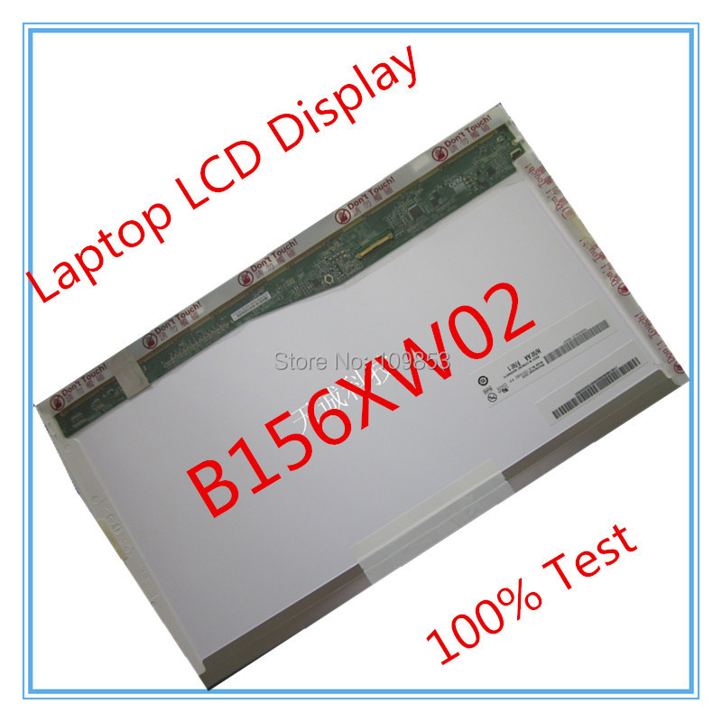 ФОТО 15.6''Laptop lcd screen LED screen B156XW02 V.2 B156XW02 V.6