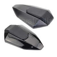 Black Motorcycle Rear Passenger Seat Cover Cowl Fairing For Yamaha FZ07 FZ 07 MT07 MT 07