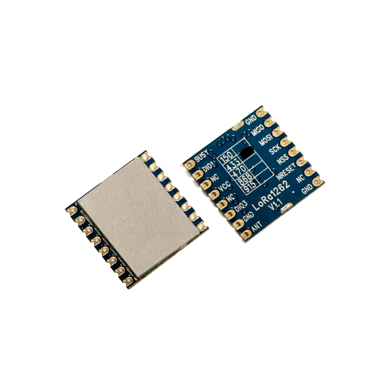 US $8 71 17% OFF|G NiceRF 868mhz LoRa1262 SX1262 LoRa RF Module 22dBm 160mW  1 5ppm TCXO SPI-in Replacement Parts & Accessories from Consumer