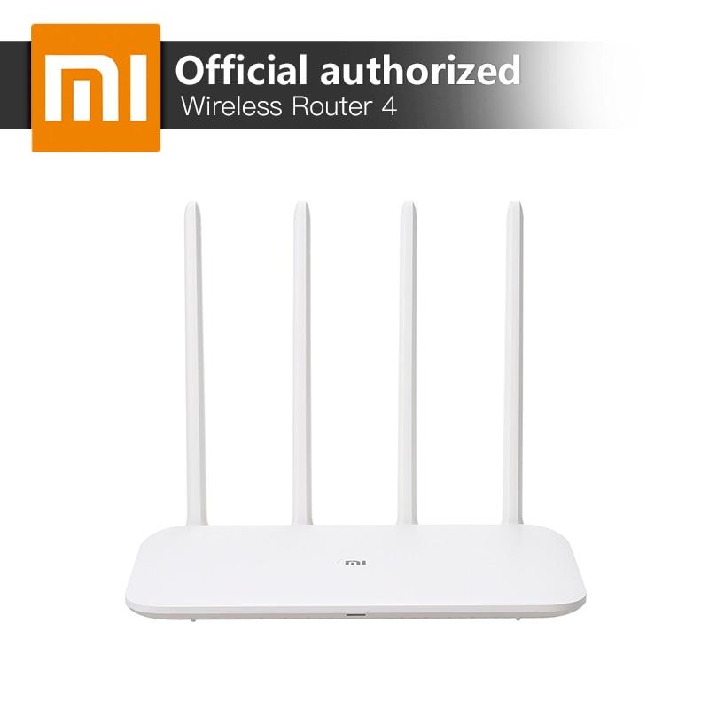 Xiaomi Mi Wifi Router 4 High Speed Dual Band 2 4G 5GHz 128MB DDR3 Original Wireless