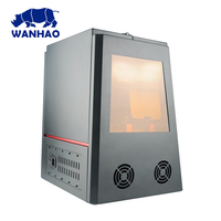 Wanhao 인기있는 diy dlp 커브 시스템 impressora 3d d8 3d 프린터