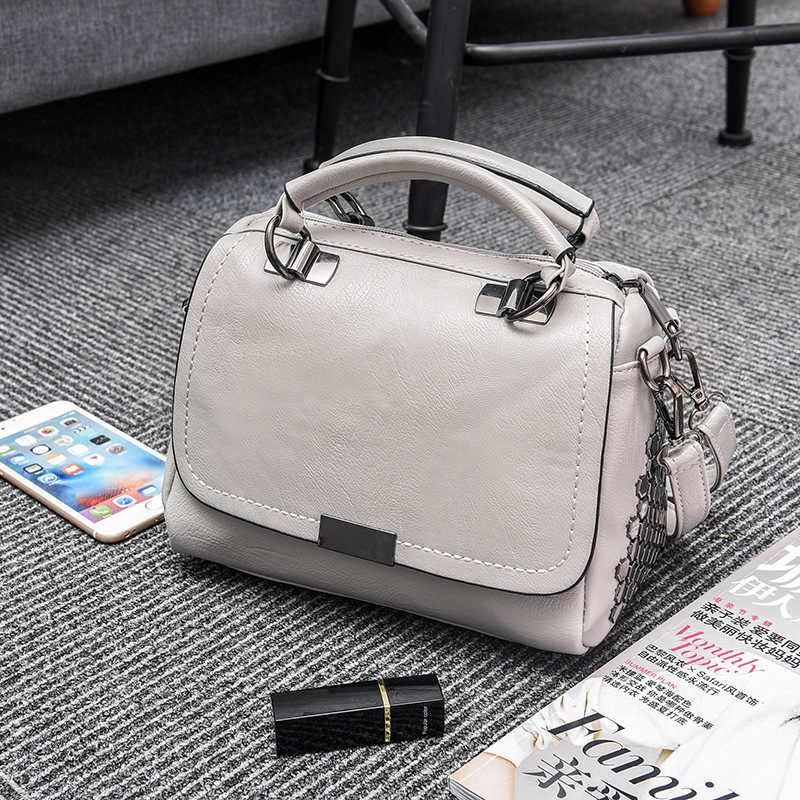 العلامة التجارية حقيبة كتف صغيرة للنساء حقيبة ساع السيدات ريترو حقيبة يد جلدية محفظة الإناث crossbody متعددة الوظائف Bolsas C907