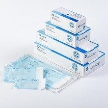 EZ עצמי איטום עיקור שקיות שקיות 5 גדלים רפואי בדרגה שקית חד פעמי 200 יח\קופסא קעקוע אבזרים