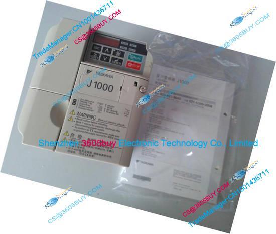 Inverter CIMR-JB4A0002BBA 380V 0.4KW New Original
