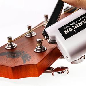 Image 5 - Guitare électrique enrouleur Draagbare Automatische Gitaar Elektrische Snaren enrouleur Met String Cutter Voor ukulélé Guitarra Reparatie