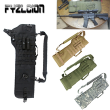 купить Hot Tactical hunting Rifle Scabbard Backpack Outdoor Hunting Backpack Holster Assault airsoft Bag Long Gun Protection Holster по цене 1147.61 рублей