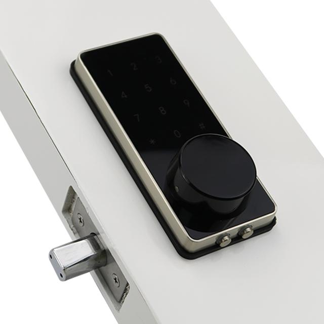 Electronic Digital Door Lock Zinc Alloy Bluetooth Control Door Lock with Wifi Safe Deadbolt Door Lock Keyless Door Smart Lock