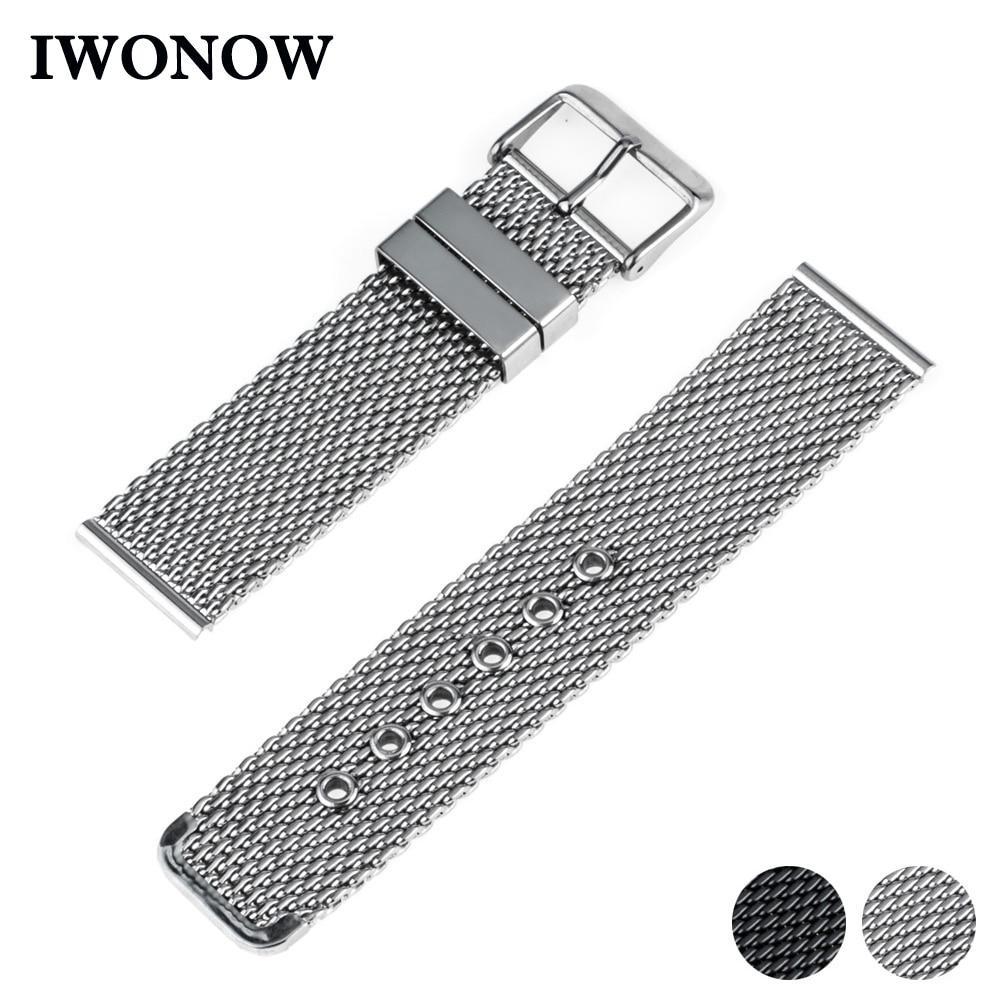 Ремешок для часов из нержавеющей стали, 20 мм, 22 мм, 24 ммsteel watch band 20mmsteel watch bandwatch band -
