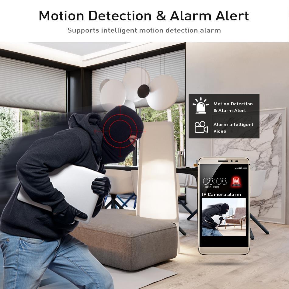 Hiseeu H.265 H.264 4/8CH POE NVR Security IP Camera video Surveillance CCTV System P2P ONVIF 2MP/5MP Network Video Recorder - 6