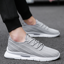 Light Breathable Mesh Male For Men Shoes Adult 2018 New Spring Autumn Casual  Non Slip 5