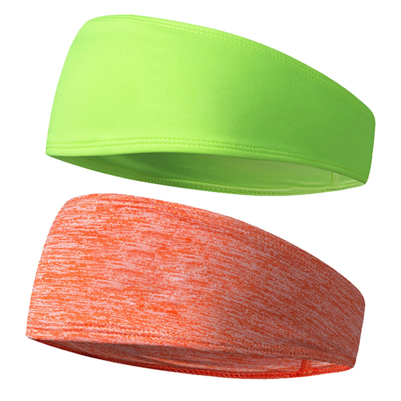 Simple Multi Color Durable Sweat Absorbent Cool Sport