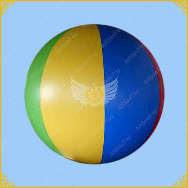 6.5ft Inflatable Beach Ball Helium Balloon for Advertisement,Giant Balloon Different colors for your selection. цена