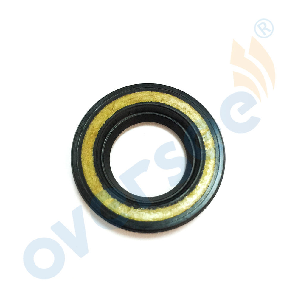 OVERSEE 93101-17054 Oil Seal s-type Replaces For Yamaha Outboard Motor Parsun Hidea 8HP 9.9HP 15HP