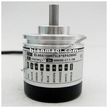 The  meaning Seoul record EL40A1000Z5L6 * 6PA2004C rotary optical encoder 1000 pulses