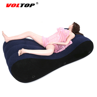 VOLTOP Big Inflatable Sofa Bed Car Travel Bed Seat Supports Husband Wife Life Joy Cushion Camping Rest Inflation Bed
