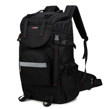 2100 сумка человек мешки большой емкости водонепроницаемый многофункциональный альпинизм светоотражающие ленты рюкзак