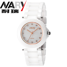2016 Watch Women NARY Famous Luxury ceramic Watches fashion Quartz Watches relogio feminino Clock Women Ceramic