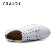 GILAUGH Brand New Classic Style Men Casual Shoes, Fashion Simple Designer Men Shoes, Plus Size Light Comfortable Flats