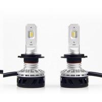 Dual Color 3 Models LED Headlight H4 H7 H8 H11 9005 9006 9012 Auto Headlight 45W