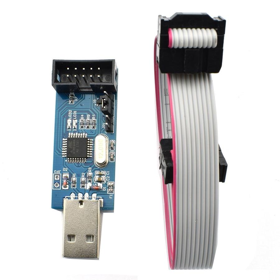 Aliexpress.com : Buy USB ISP Programmer for ATMEL AVR