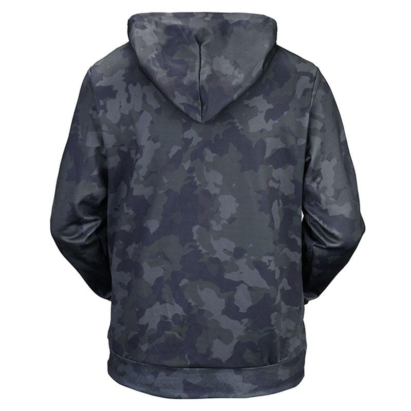 Mr.1991INC Camouflage Style Hoodies Men/Women 3d Sweatshirts Print Angry Gorilla Unisex Hooded Hoodies Pullover Tops