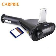 2017 Nouveau Kit De Voiture MP3 Lecteur Audio Sans Fil Transmetteur FM À Distance USB Carte SD Aux In Double Sortie De Voiture Électronique gadgets