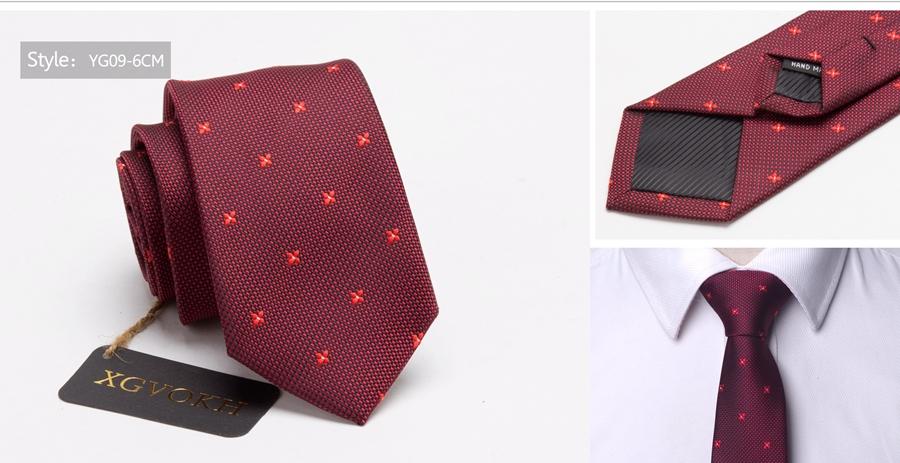 Men ties necktie Men's vestidos business wedding tie Male Dress legame gift gravata England Stripes JACQUARD WOVEN 6cm 14
