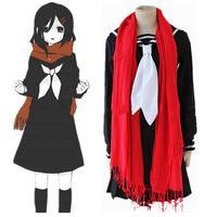 New Arrival Japanese Anime Kagerou Project Mekakucity Actor Tateyama Ayano Cosplay Uniform Halloween Costumes for Women