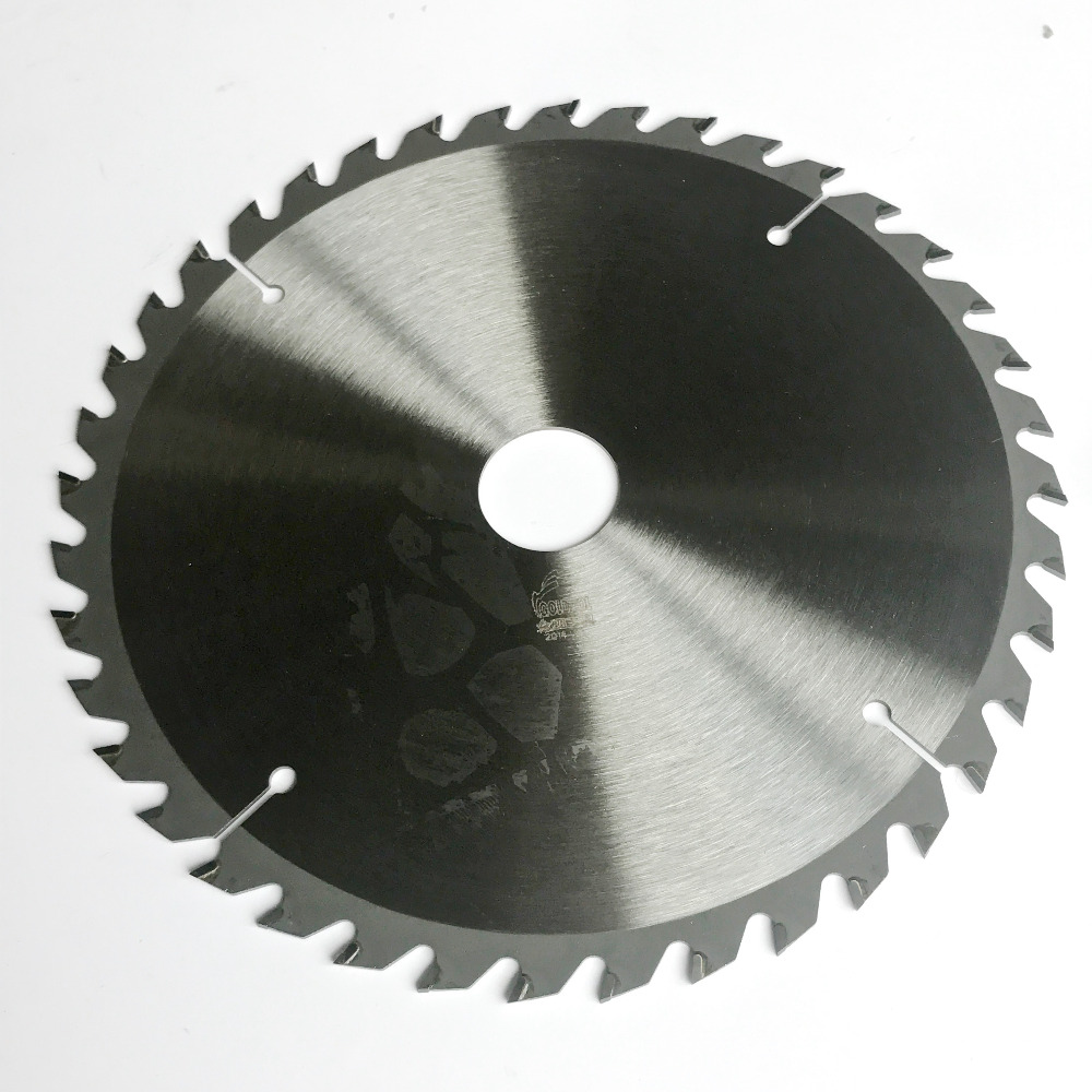 Free Shipping Professional Quality200*25.4*2.2*80z TCT Saw Blade Original Carbides For Home Decoration General Wood/MDFcutting