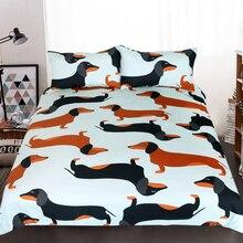 Dog Designs Bedding Set