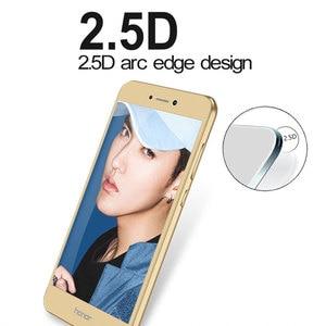 Image 2 - Honor 8 Lite szkło do Huawei P8 lite 2017 szkło hartowane Honor 8 folia ochronna na ekran lite folia na cały telefon do Huawei P9 lite 2017