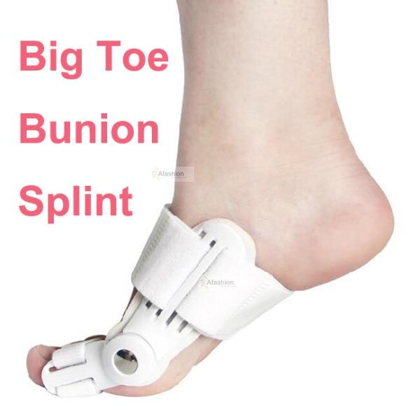 New Women Men Big Toe Bunion Splint Hallux Valgus orthotics footwear Straightener Corrector for shoes foot Pain Relief care