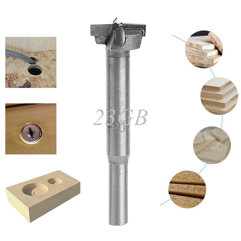 Alloy Wood Drill Bit Woodworking Helical Hole Saw Cutter Tool 20-60mm 5PCS/SET JUL27_20