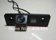 Cámara del coche!!! sony ccd chip sensor de visión trasera de aparcamiento inversa de copia de seguridad de la cámara para skoda fabia roomster octavia tour