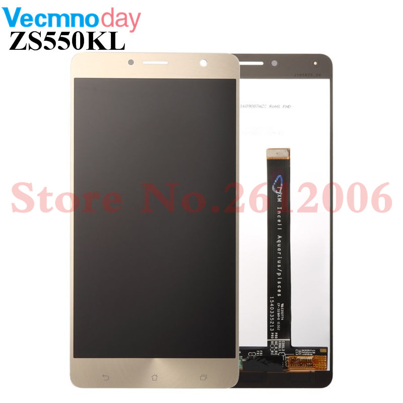 5.5 inch For Asus Zenfone 3 Deluxe ZS550KL Z01FD LCD Display Touch Screen Digitzer Assembly LCD Replacement Parts5.5 inch For Asus Zenfone 3 Deluxe ZS550KL Z01FD LCD Display Touch Screen Digitzer Assembly LCD Replacement Parts
