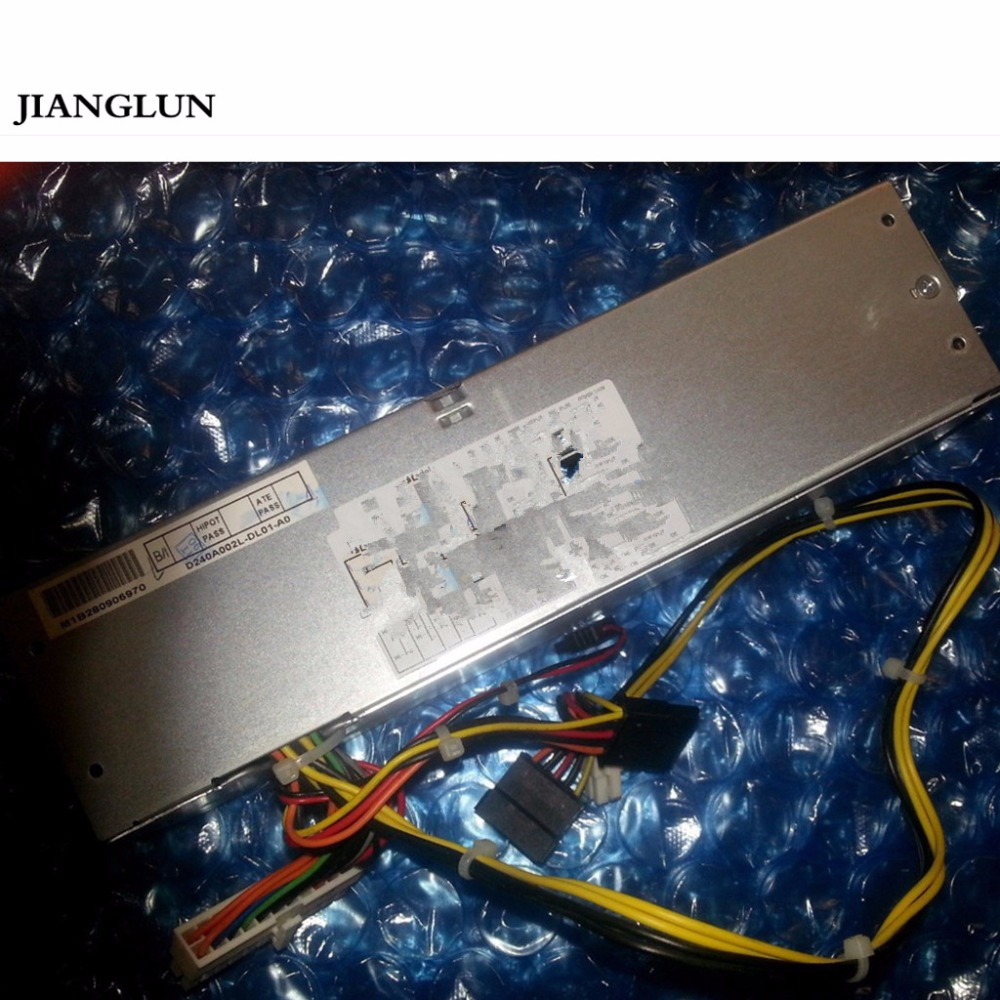 JIANGLUN NEW FOR DELL OPTIP 390 790 960 990 240W POWER SUPPLY PSU 2TXYM 709MT 3WN11 H240AS-00