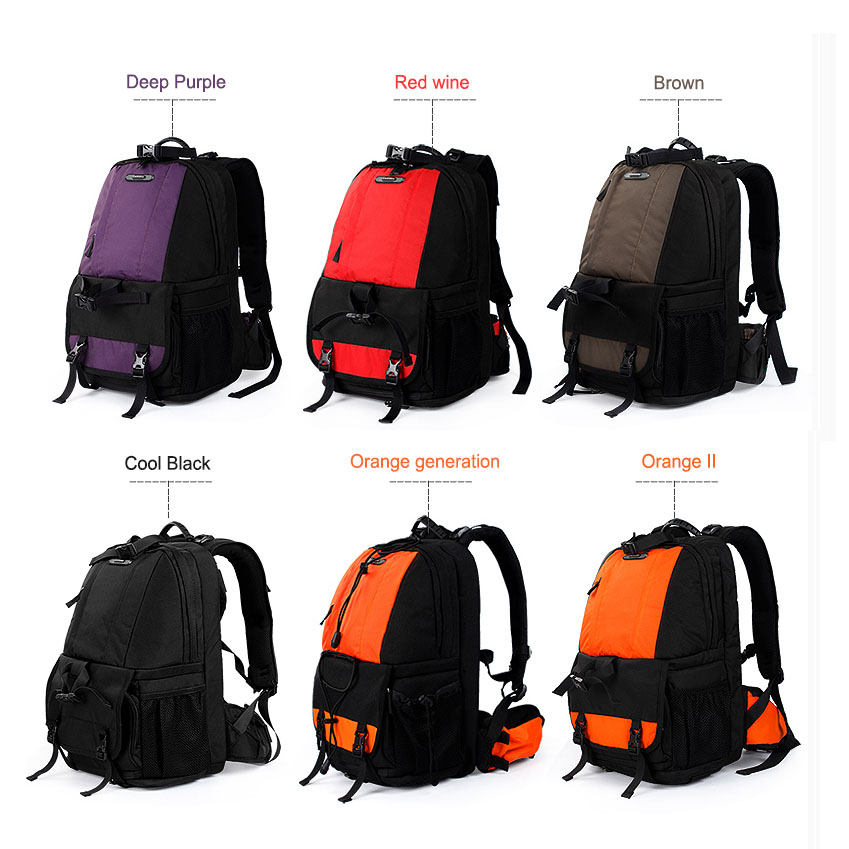 Sport Travel Camera Packbacks Waterproof Large Capacity Camera Bag Shockproof Photography Accessories better than Fastpack 350