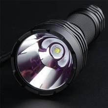 Convoy C8+ SST40 2000 люмен 6500K 18650 фонарик Рабочая лампа водонепроницаемый открытый охотничий светодиодный фонарь C8 фонарь для кемпинга