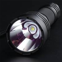 Convoy C8+ SST40 2000 Lumens 6500K 18650 Flashlight Work Lamp Waterproof Outdoor Hunting LED Torch C8 Flashlight Camping Torch
