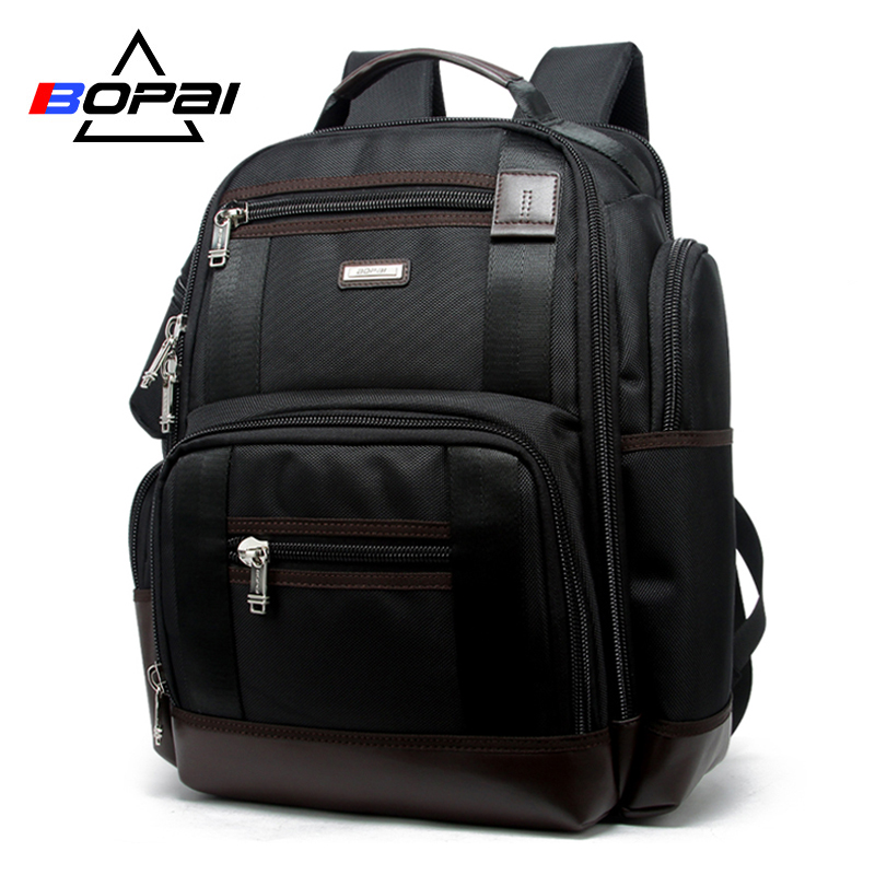 BOPAI Brand Multifunction Travel Backpack Bag Large Capacity Shoulders Bag Laptop Backpack Fashion Men Backpack Size 43*35*20cmBOPAI Brand Multifunction Travel Backpack Bag Large Capacity Shoulders Bag Laptop Backpack Fashion Men Backpack Size 43*35*20cm