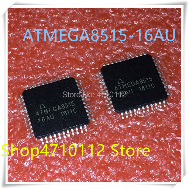NEW 10PCS LOT ATMEGA8515 16AU ATMEGA8515 16 ATMEGA8515 16AU TQFP 44 IC