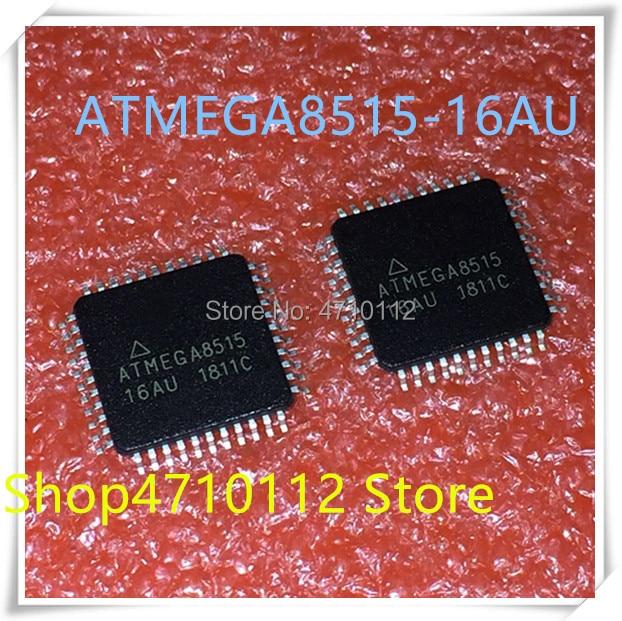 NEW 10PCS/LOT ATMEGA8515-16AU ATMEGA8515-16 ATMEGA8515 16AU TQFP-44  IC