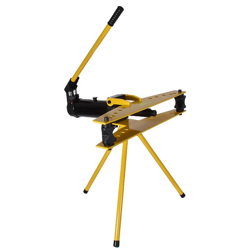 16 т 2 дюймов отдельные руководство гидравлические трубогибы, (22 60 мм) CPB 2 гидравлический инструмент для сгибания труб для оцинкованной/глади