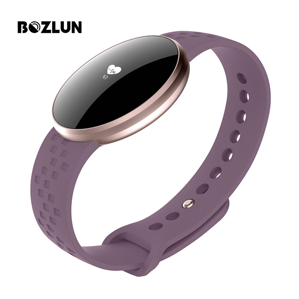 BOZLUN Womens Smart Watch for iPhone Android Phone with Fitness Sleep Monitoring Remote Camera GPS Auto Wake Screen B16BOZLUN Womens Smart Watch for iPhone Android Phone with Fitness Sleep Monitoring Remote Camera GPS Auto Wake Screen B16