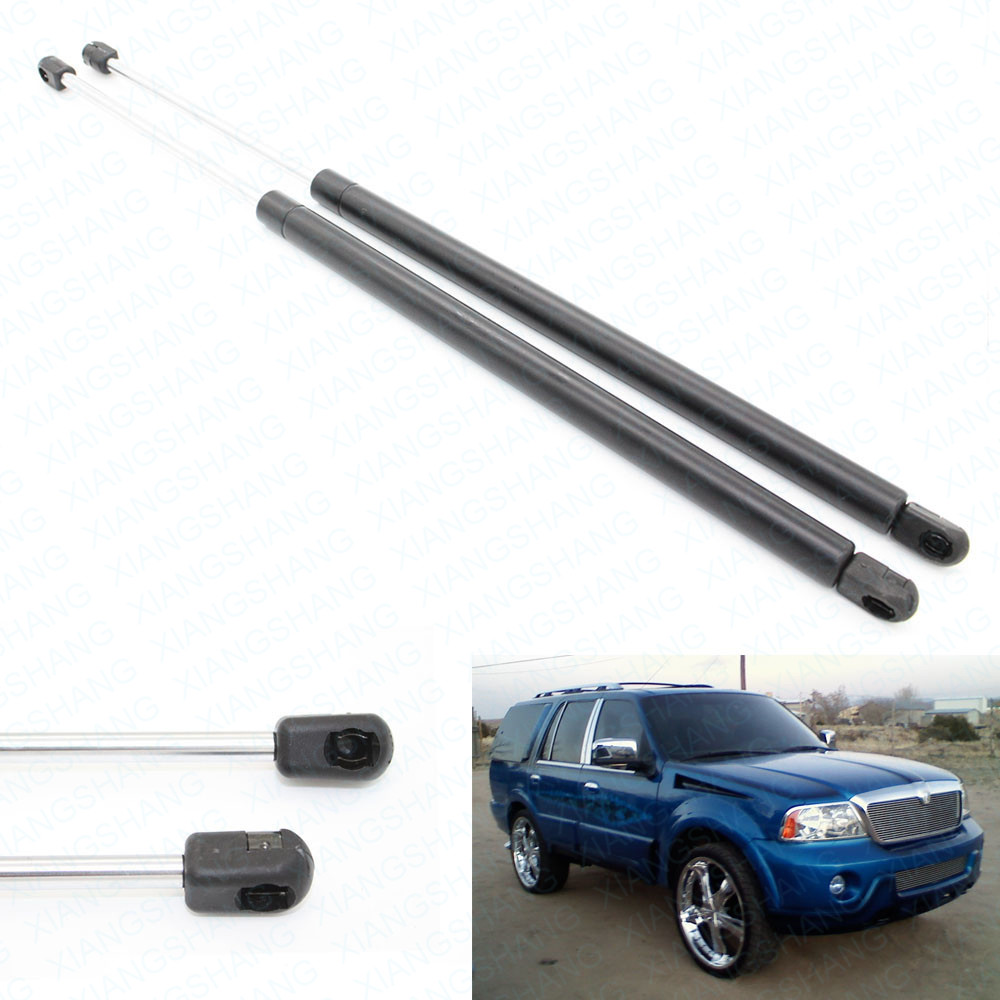 2 Rear Liftgate Hatch Tailgate Lift Supports For Jeep Grand Cherokee 1993-95